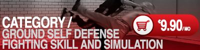 Category / Ground defence fighting skill and simulation
